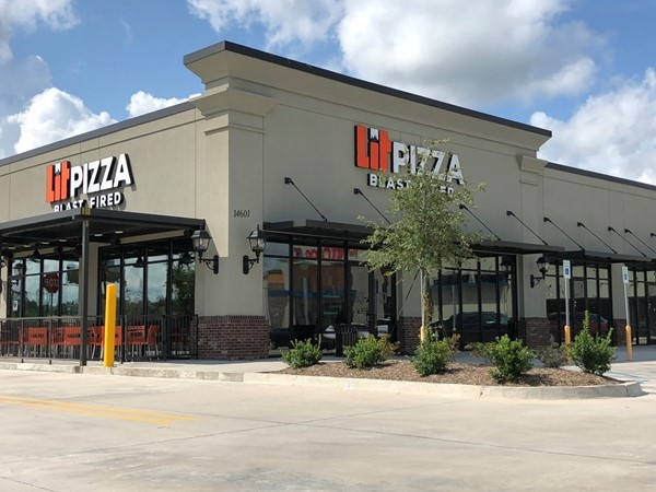 Best pizza in Prairieville