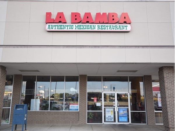La Bamba Authentic Mexican Restaurant is the place to go for amazing Mexican cuisine