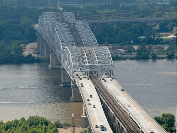 The new and improved Huey P. Long Bridge