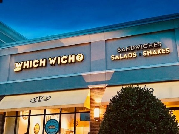 This is a quick service sandwhich shop located in the Hammond Square Mall