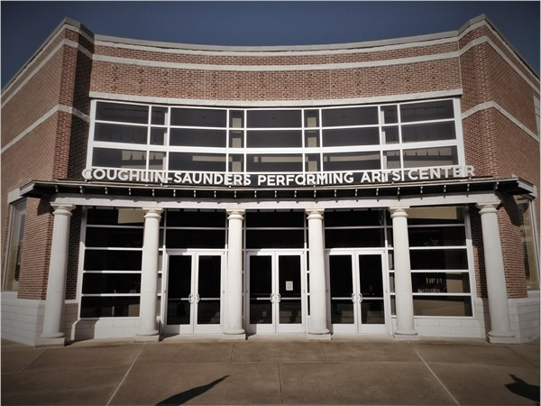 Performing Arts at its very finest at Coughlin-Saunders Performing Arts Center