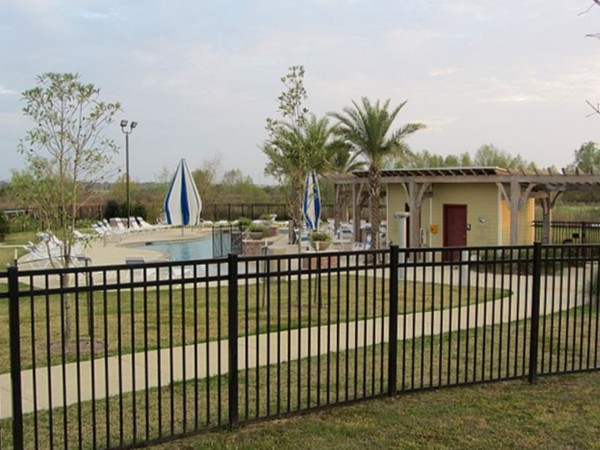 Community pool in Sugar Mill Pond