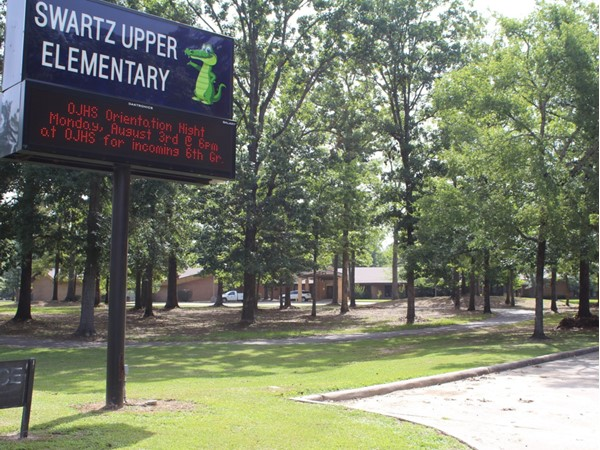 Swartz Upper Elementary School is a gem within walking distance from Lincoln Hills subdivision