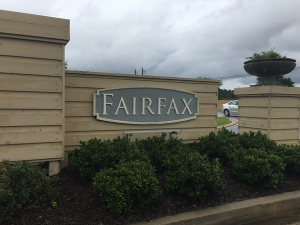 Fairfax Farms entrance