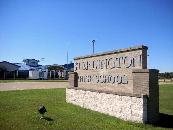 Sterlington High School - home of the Sterlington Panthers Football Team