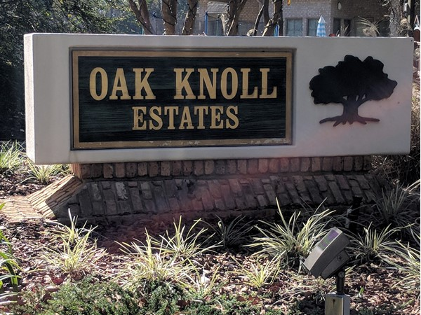 One of Hammond's premiere neighborhoods. Sounded by Oak Knoll Country Club