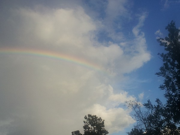 Rainbow over the Northshore, Mandeville