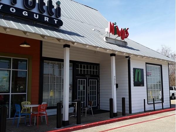 Nino's Restaurant on Bluebonnet Boulevard