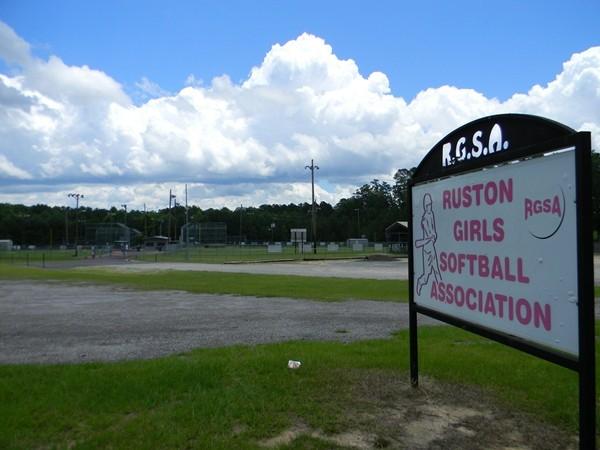 Ruston Girls Softball Association encourages girl power