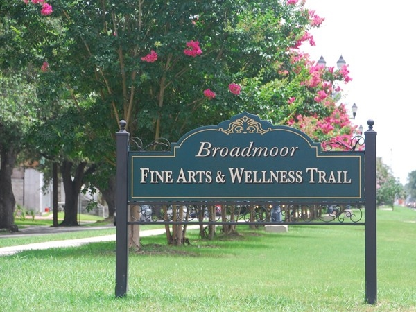 Broadmoor Fine Arts & Wellness Trail