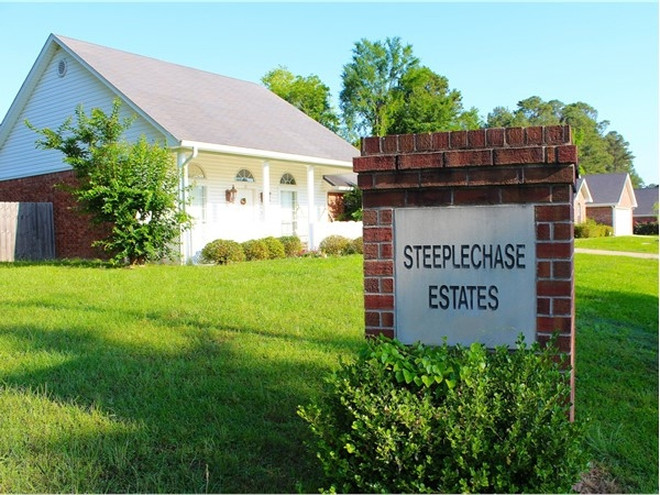 Steeplechase estates subdivision real estate homes for for Home builders in monroe la