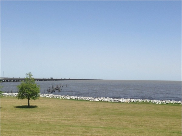 Lake Pontchartrain Causeway - live on the southshore or northshore