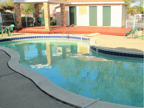 Stonebridge Condos -- Pool area for condo residents only!