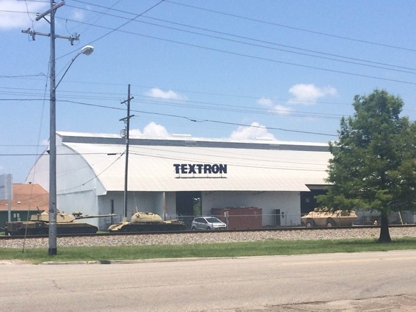 Textron Systems Vehicle Outfitting and Final Assembly Plant