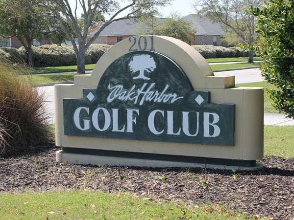 No shortages of 18 hole golf courses in Slidell. We have three!