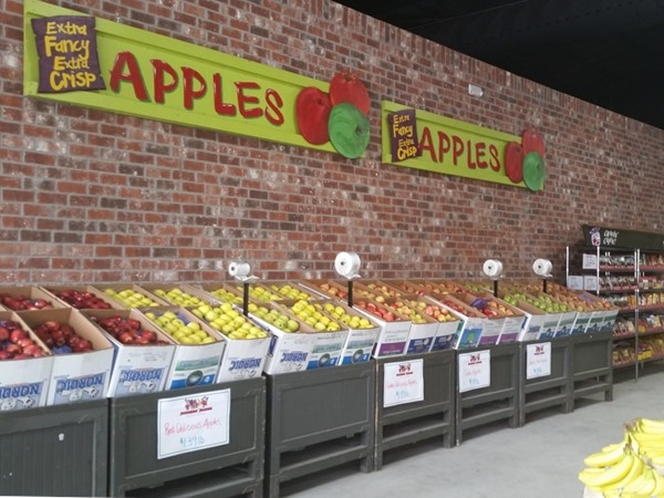 Newly renovated Southside Produce on Perkins Road