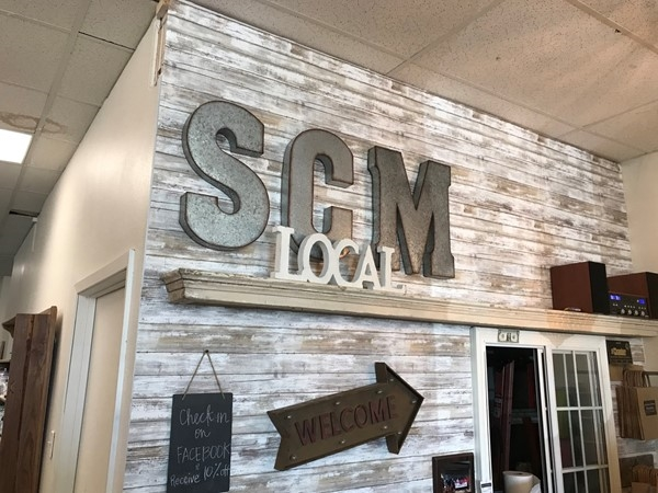 Southern Charm Market Gift Shop in Central on Hooper Road