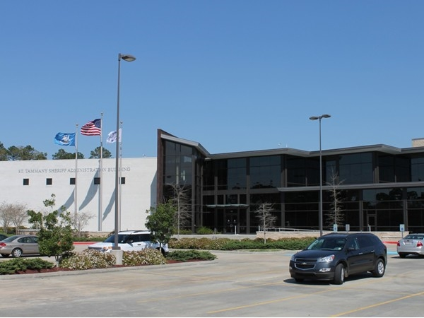 Police annex which houses goverment agencies for Slidell