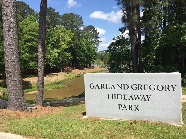 """Located on Louisiana Tech Campus, Hideaway Park is one of Ruston's """"hidden"""" gems"""