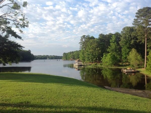 Beautiful Eagle Lake in Indian Lakes Subdivision