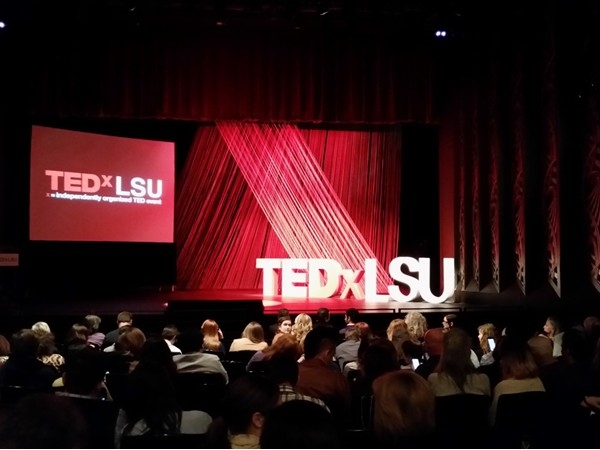 LSU 2015 TEDx talks