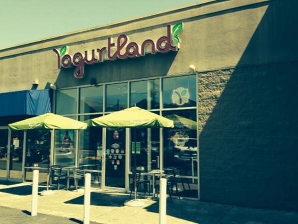 Yogurtland - A refreshing treat Uptown on Prytania Street