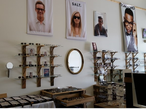 The best place in Baton Rouge for stylish frames is Smarter Eyewear on Perkins at Acadian