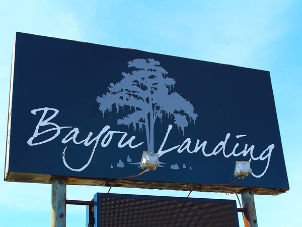 "With 5,500 square-feet of meeting space, Bayou Landing is known as ""The Venue with a View"""