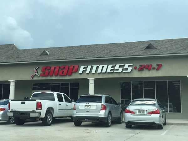 Denham Springs has great local businesses.  Snap Fitness is a great gym to get a workout