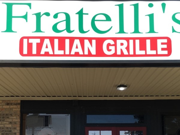 New Italian restaurant in the Oak Grove Village business development on Airline Highway
