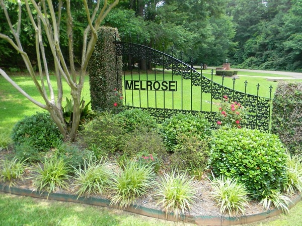 Melrose Provides a warm and welcoming neighborhood atmosphere