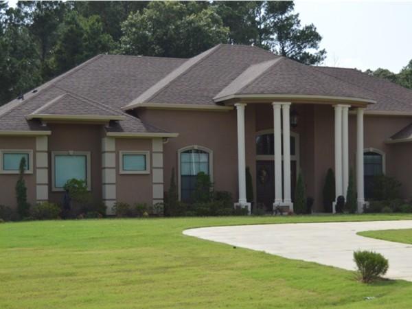 Deer creek estates subdivision real estate homes for for Home builders in shreveport la
