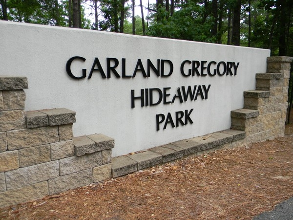 Garland Gregory Hideaway Park is the perfect place for fitness and fun