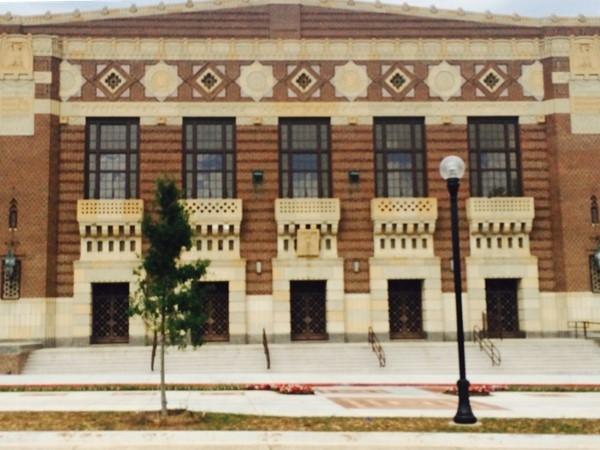 Municipal Auditorium in Shreveport