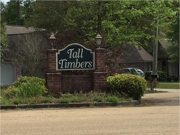 Tall Timbers Subdivision - put this one on your list of great places to live in Mandeville, LA