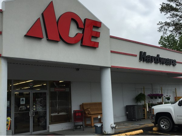 Need a nut or bolt or a gadget or gizmo?  Ace is definitely the place to go
