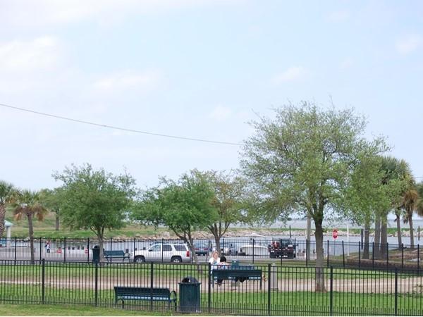 Pontiff Playground Dog Park