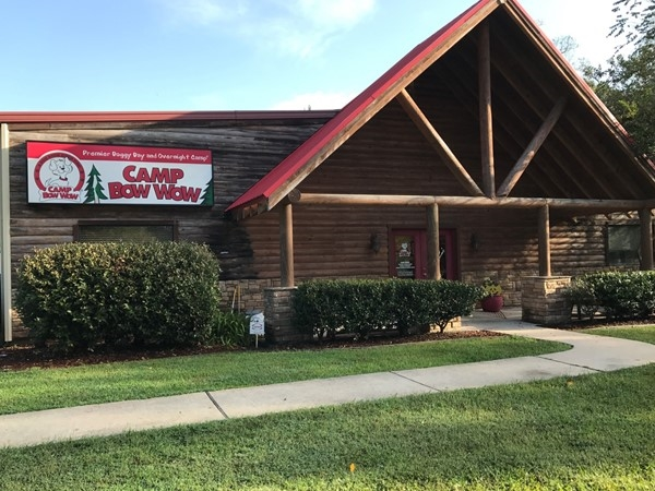 Camp Bow Wow - A great place for doggie day care or overnight boarding in Covington on Hwy 1085