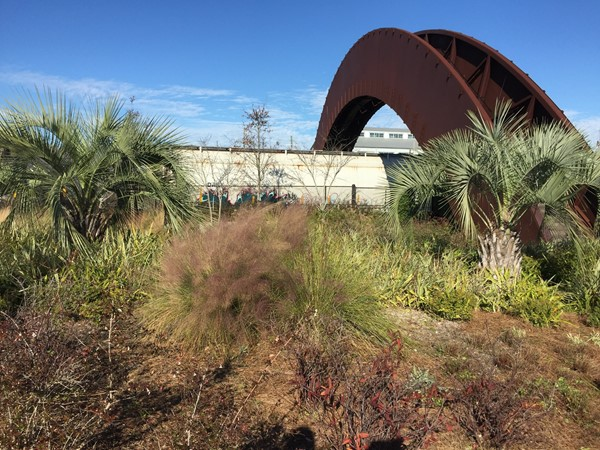 Crescent Park Arch ~ Marigny Bywater ~ New Orleans