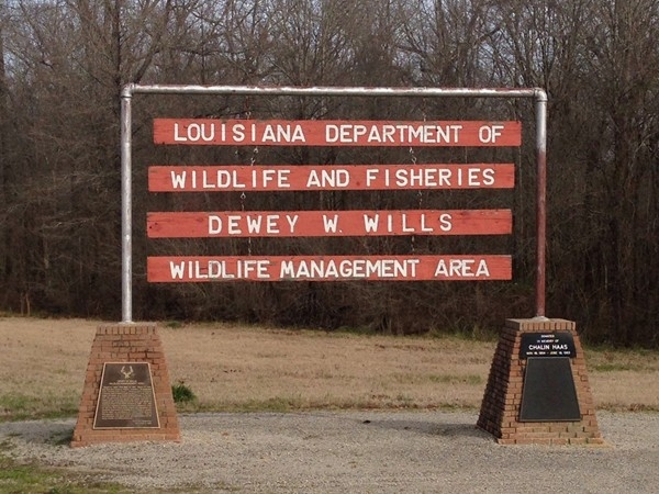 Great fishing and hunting close to Catahoula,LaSalle and Rapides parishes