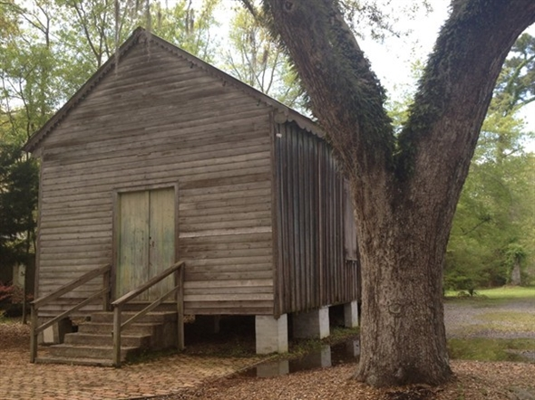Dew Drop Hall, dating from 1895, has been placed on the National Register of Historic Places