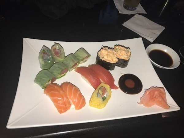 Outstanding Sushi, Signature Rolls, and Japanese Fusion Dishes