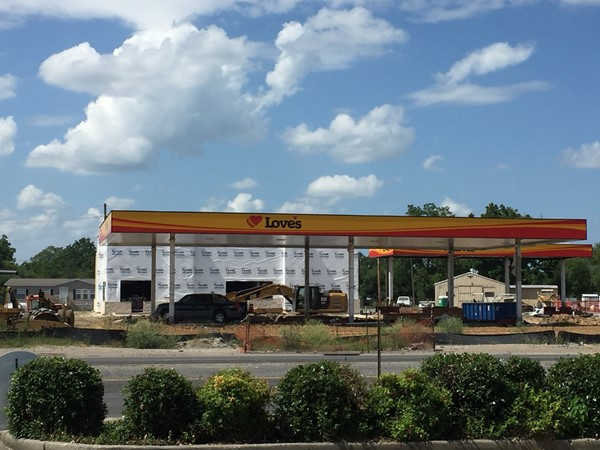 Growth of new business on Highway 190