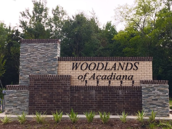 Woodlands of Acadiana on Verot