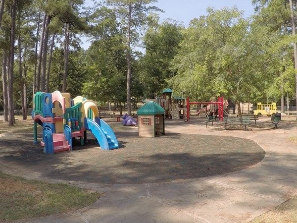 Kees Park offers play equiptment for all ages