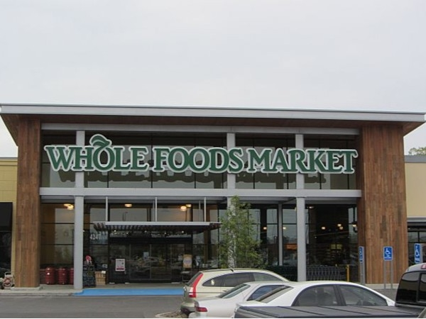 You know Lafayette is growing when retail giant Whole Foods opens a new location