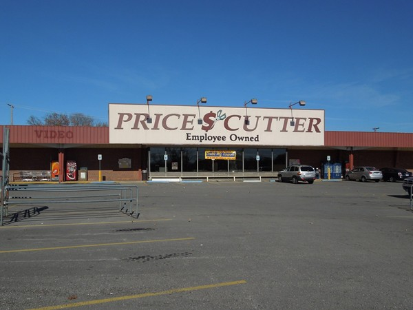 Price Cutter grocery store, Berryville