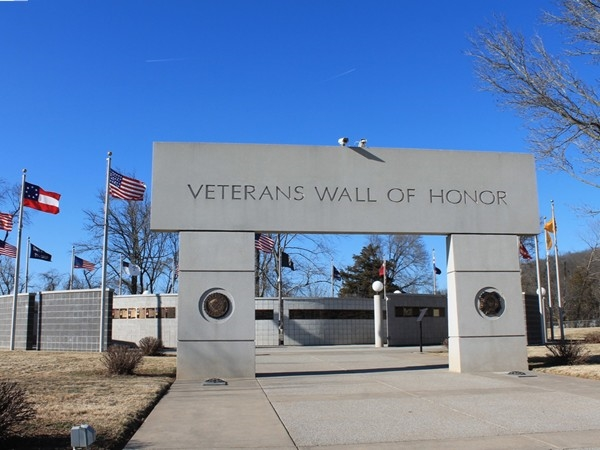 Bella Vista Veterans Wall of Honor
