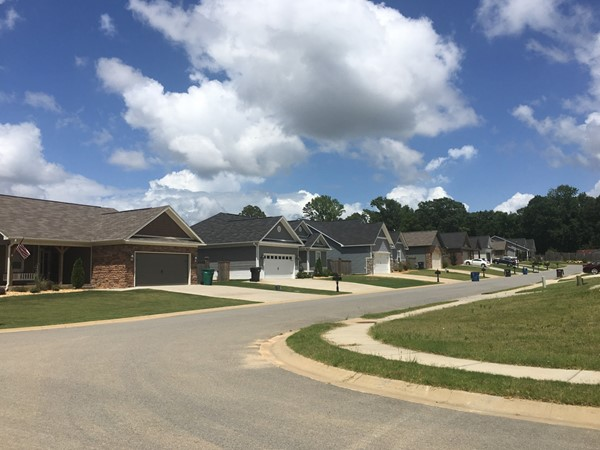 Richland Hills in Benton has new construction homes starting in the $130K's