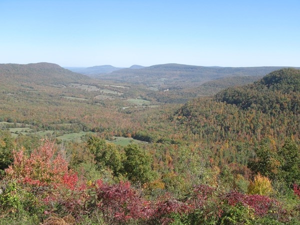 One of the many amazing views in Arkansas - Newton County's very own Arkansas Grand Canyon!